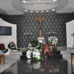 Krematórium Nové Zámky rakva
