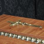 Krematórium Nové Zámky križ