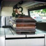 Krematórium Nové Zámky Pohreb s rakvou