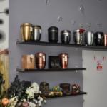 Krematórium Nové Zámky urny
