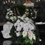 Krematórium Nové Zámky vence